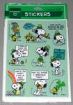 Peanuts & Snoopy St. Patrick's Day Stickers