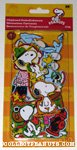 Peanuts Gang Chipboard Embellishments