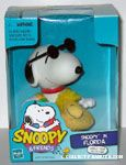 World Tour Snoopy in Florida Doll