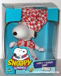 World Famous Chef Snoopy Doll