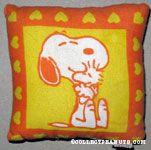 Peanuts & Snoopy Mini Pillows