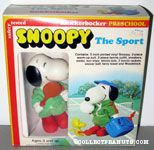 Snoopy 'The Sport' Tennis player Doll