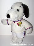 Snoopy Tennis Outfit