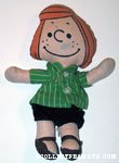 Peppermint Patty Rag Doll