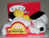 Snoring Snoopy