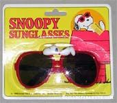 Peanuts & Snoopy Sunglasses & Cases