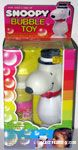Snoopy wearing hat Bubble Toy