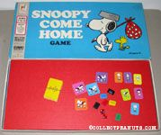 Snoopy Come Home Board Game