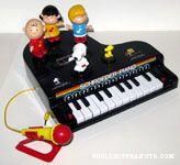 Peanuts & Snoopy Music & Sound Toys