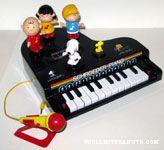 Peanuts & Snoopy Music & Sound Toys