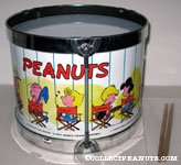 A Boy Named Charlie Brown Tin Drum