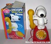 Snoopy Whirl n' Twirl Phone
