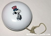 Snoopy Uncle Sam Yo-Yo