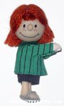 Peppermint Patty Clip-on