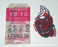 Peanuts Yo-Yo Strings