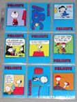 Peanuts Classics Series 1, 19-27 Trading Cards