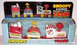 Snoopy Express