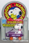 Joe Cool in Purple Wagon