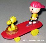 Peanuts & Snoopy Aviva Skateboards