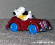Joe Cool in Red Car