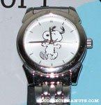 Snoopy dancing Watch