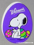 Snoopy painting Easter Eggs Egg-Shaped Chocolate Box