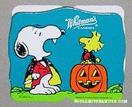 Vampire Snoopy & Woodstock Halloween Chocolate Box