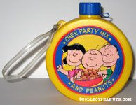 Lucy, Charlie Brown and Linus Canteen