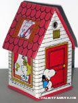 Peanuts Gang House Purse