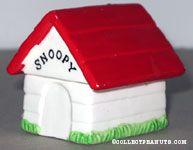 Snoopy's Doghouse Trinket Box