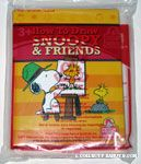 How to Draw Snoopy & Friends Toy