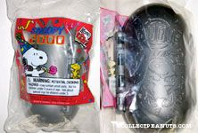 Snoopy & Woodstock time capsule Snoopy 2000 Series