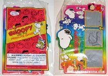 Peanuts gang 'My Comic' drawing pad Snoopy & the Peanuts Gang Series