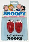Peanuts & Snoopy Wall Hooks