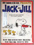Jack & Jill January 1977 featuring Peanuts