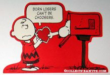 Snoopy in mailbox handing