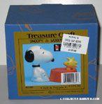 Snoopy and Woodstock Salt & Pepper Shaker Set