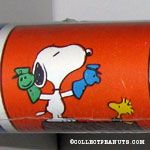 Snoopy Comic Panels Wallpaper