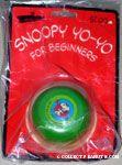 Snoopy with 3 yo-yos Beginner Yo-Yo