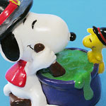 Peanuts & Snoopy Halloween Whitman's PVC Figurines