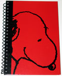 Peanuts & Snoopy Notepads & Stationary
