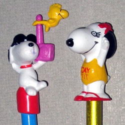 Click to view Snoopy & Belle Pencils