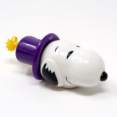 Snoopy Winding Top Hat Toy