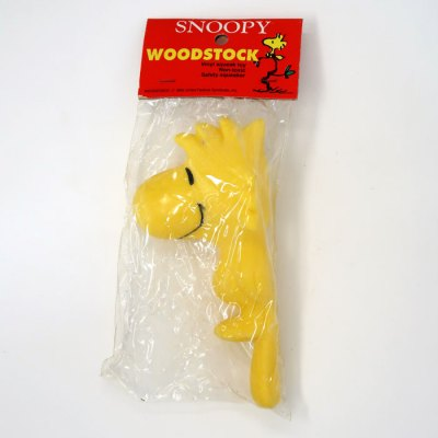 Woodstock Squeaky Toy