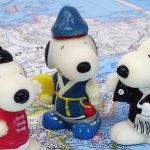 Korea Snoopy World Tour Series 1 Toy