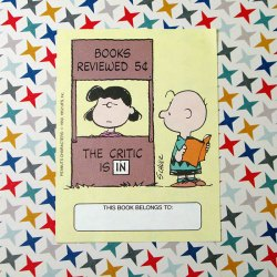 Click to view Peanuts Bookplates