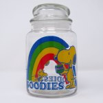 Snoopy & Woodstock Rainbow Goodies Jar - Medium