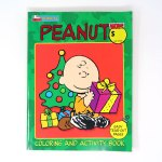 Peanuts Christmas Coloring Book