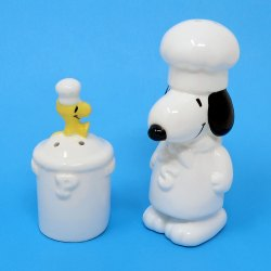 Click to shop Chef Snoopy Collectibles