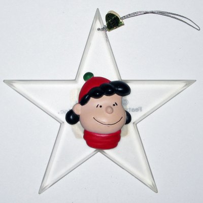 Lucy Star Ornament